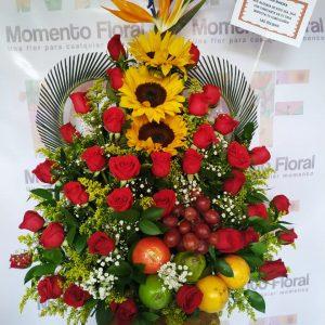 Arreglos Frutales Archives Momento Floral Floristería En